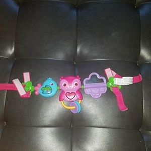 Accessories - Girls Car seat toy
